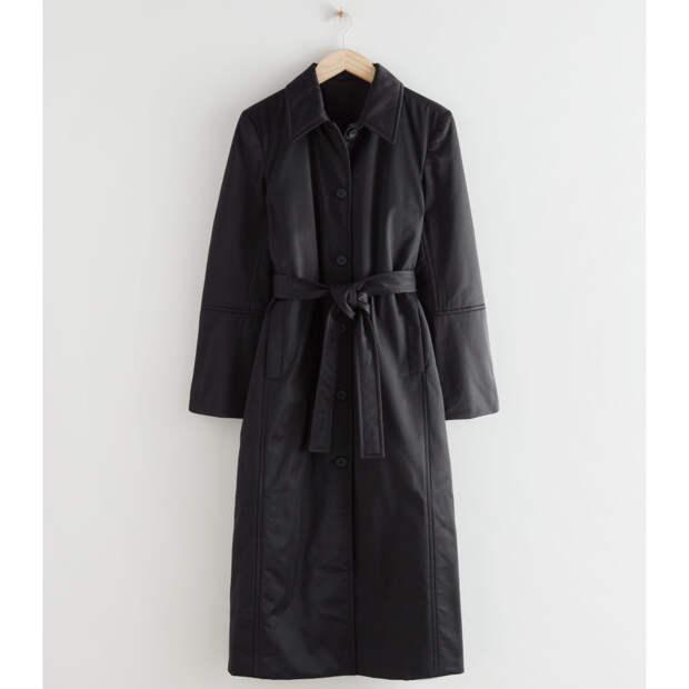 10 дутых пальто на смену дождевикам и ветровкам