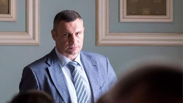 Виталий Кличко может подать в суд на Зеленского из-за резких высказываний
