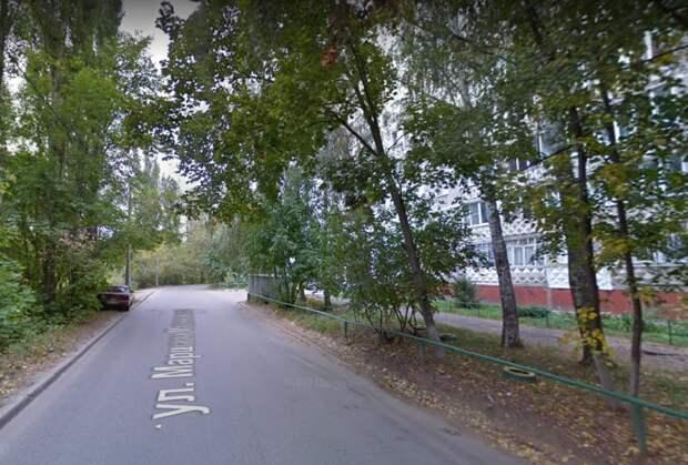 Улицу Маршала Малиновского в Нижнем Новгороде перекроют на две недели