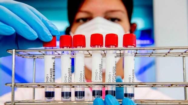 Свежая статистика по коронавирусу в России на 8 мая