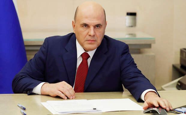 Мишустин подписал указ о повышении окладов силовикам с 1 октября