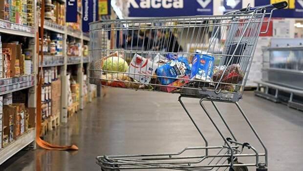 Минпрома Крыма объяснил стоимость минимального набора продуктов