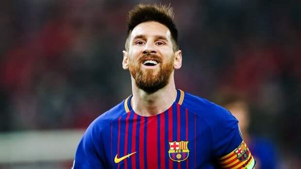 Лапорта: «Постараюсь убедить Месси остаться в «Барселоне»