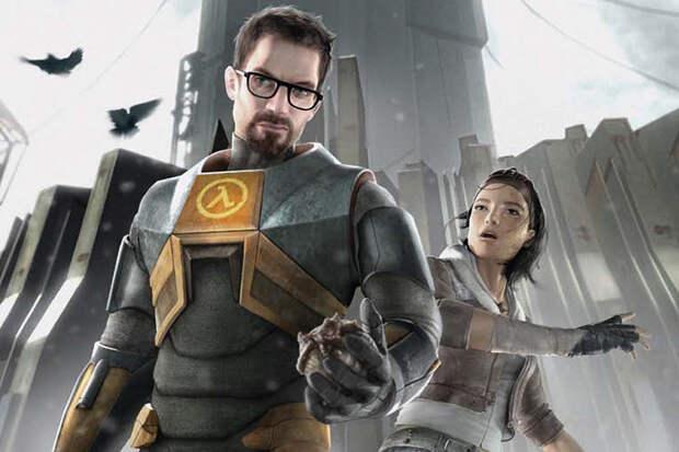 Вышел трейлер новой части Half-Life: Alyx