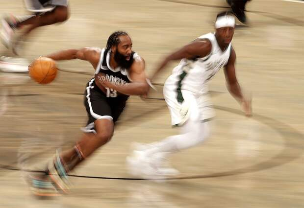 Харден установил историческое для «Бруклина» достижение в плей-офф НБА