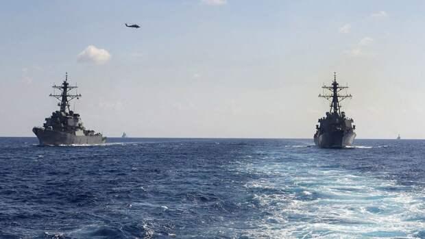"""Глава МИД Румынии оценил возможность превращения Черного моря в """"озеро НАТО"""""""