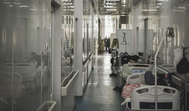 В стационарах Оренбуржья лечат более 1000 пациентов с COVID-19