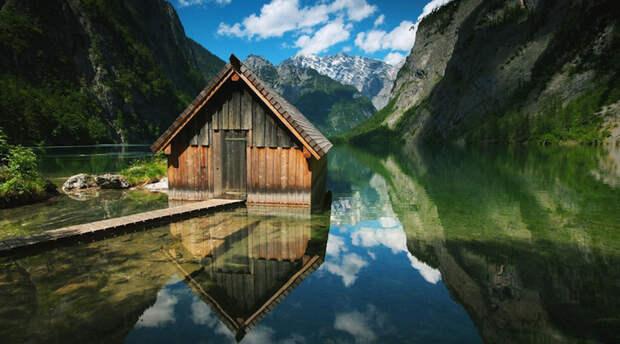 10 заброшенных мест, которые поражают своей пустой красотой