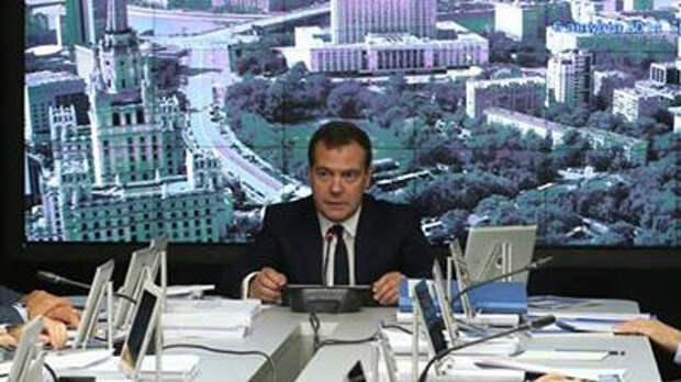 Хакеры сообщили пароль от твиттера Медведева