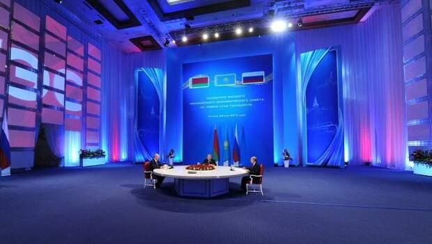 Документ о присоединении Киргизии к ЕАЭС подписан, заявил Путин