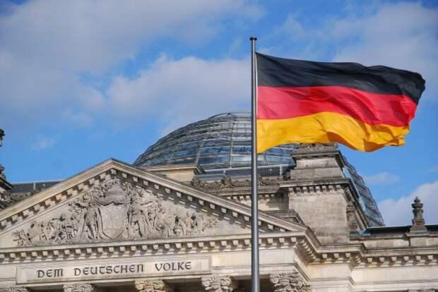 Пандемия нанесла ущерб экономике Германии в размере 300 млрд евро
