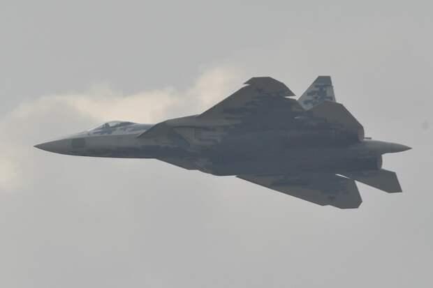Западные СМИ снова засомневались в состоятельности российского истребителя-невидимки Су-57