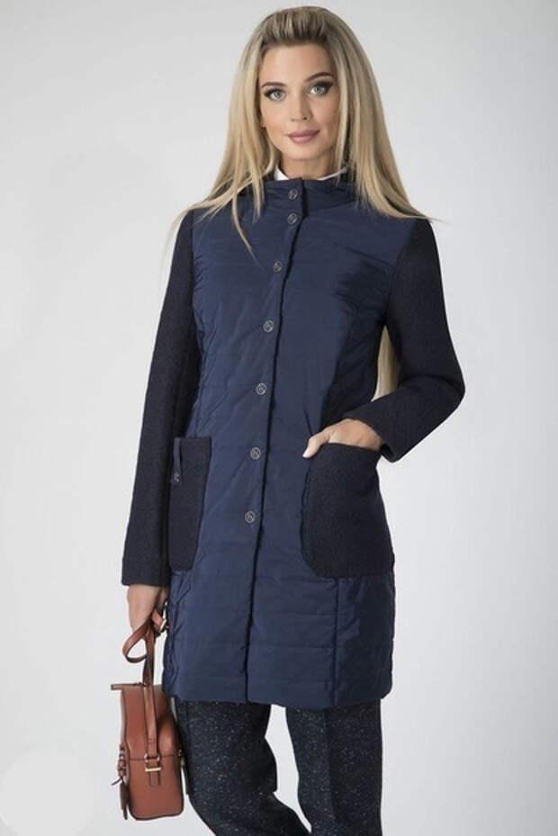 Идеи комбинирования тканей для пальто 6