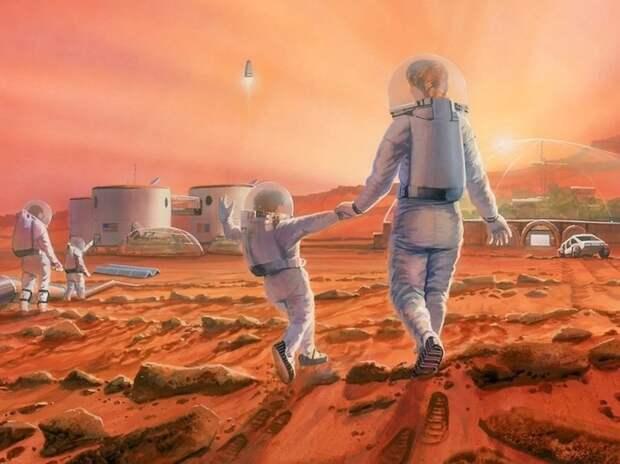 Алексей Куракин: И на пыльных тропинках далеких планет ...
