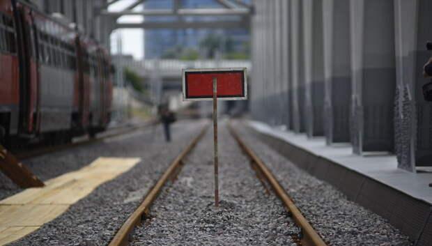 Полиция Мытищ рассказала о причинах травмирования людей на ж/д станциях
