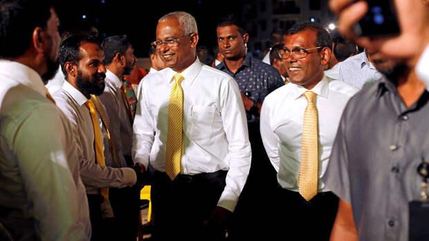 Бывший президент Мальдив находится в стабильном состоянии