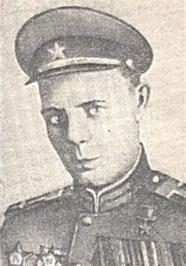 Минин Фёдор Иванович