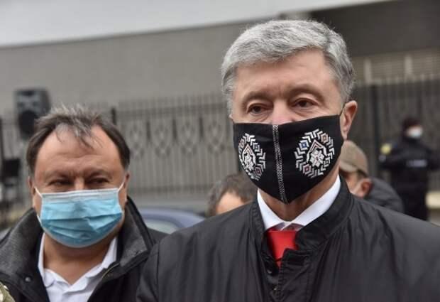 Порошенко назвал себя организатором операции против задержанных в Белоруссии россиян