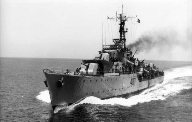 Корабли проекта 1241 — лучшие из ракетных катеров