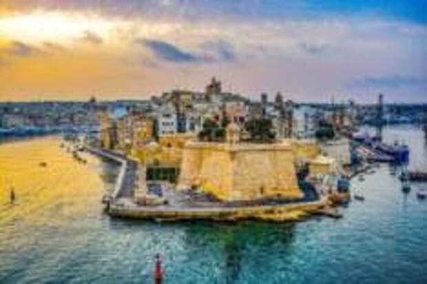 Туристический поток российских туристов на Мальту увеличился на 10,6%