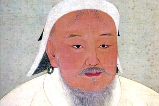 основатель и первый великий хан Монгольской империи Чингисхан