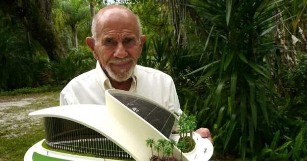 Проект «Венера»: как изобретатель и футуролог Жак Фреско собирался спасти мир