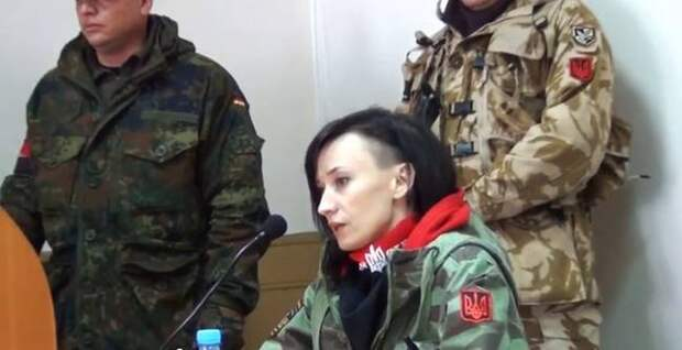 Маруся Зверобой в суде: наш президент – ссыкло