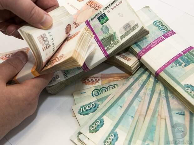 Россияне стали активно тратить наличные деньги