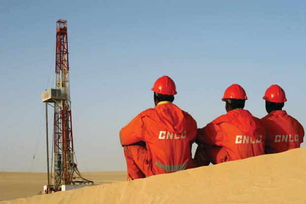 CNPC: в Китае обнаружено гигантское месторождение природного газа
