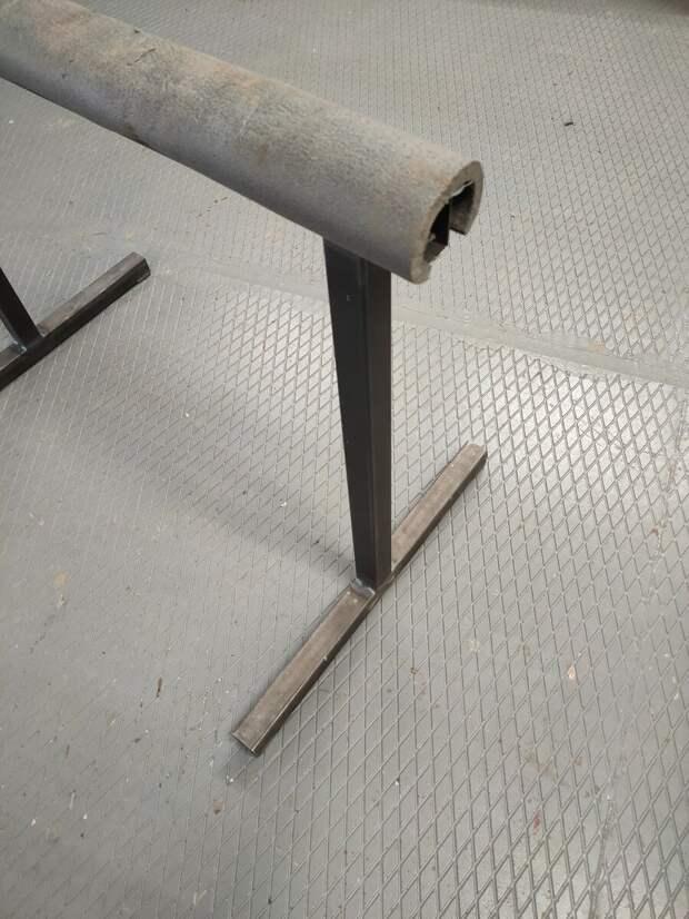 15. Сами строим из сэндвича. Готовим инструменты к установке стен на каркас.