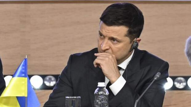Запад разочаровал Зеленского позицией по Крыму