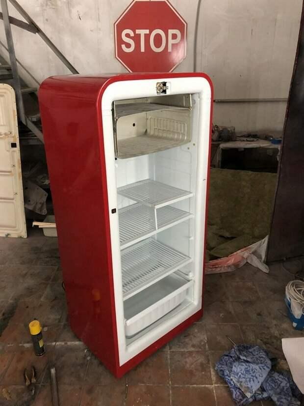 Был подобран подходящий по размеру агрегат и морозильная камера история, своими руками, факты, холодильник