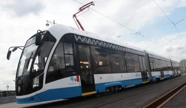 Протяженность трамвайной линии составит 5,7 километра