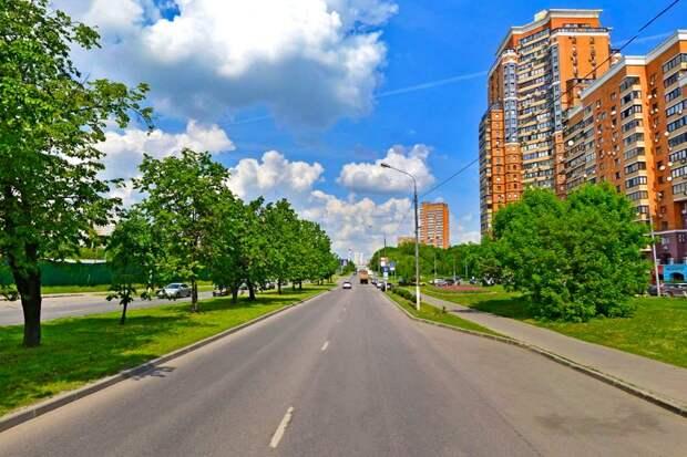 Улица Лавочкина попала в интерактивную карту Москвы