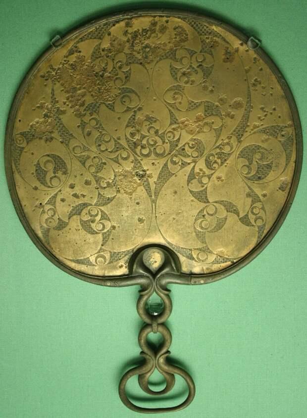 Фракталы кельтских зеркал