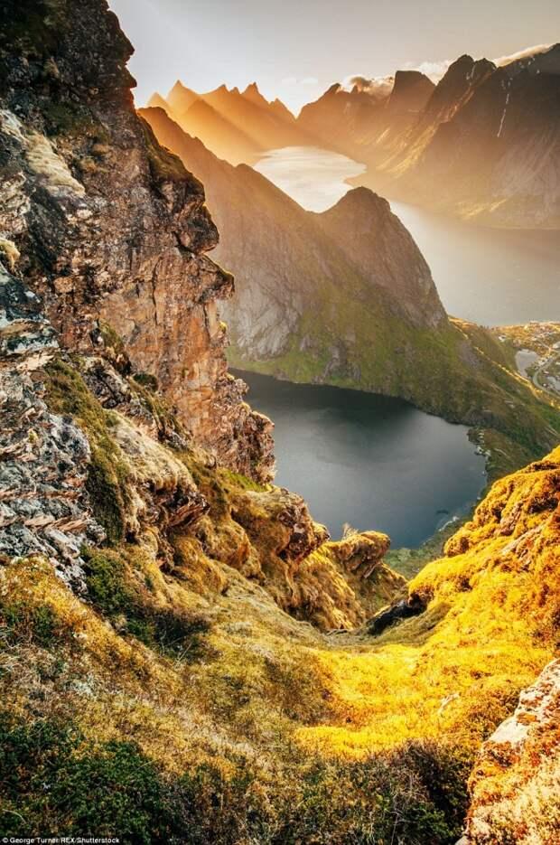 Пейзажи Северной Европы