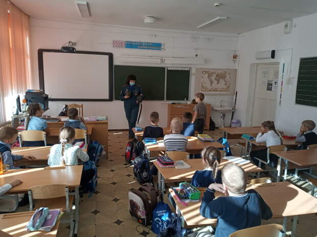 В Свердловской области школьники вернутся к очной форме обучения