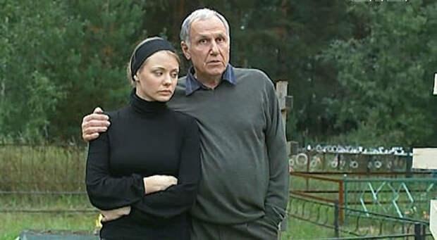 Карина Разумовская и Виктор Костецкий в мелодраме «Там, где живет любовь», 2006 год (https://www.kino-teatr.ru)