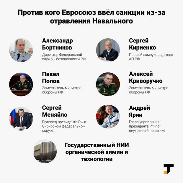 список Навального так сказать