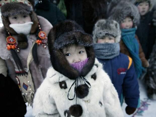 Добро пожаловать в самое холодное место на земле, где температура может упасть до –71 °С!