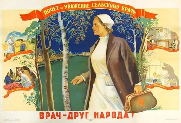 Медицина в СССР и современной России