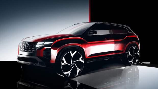 Рестайлинговая Hyundai Creta обосновалась в Индонезии