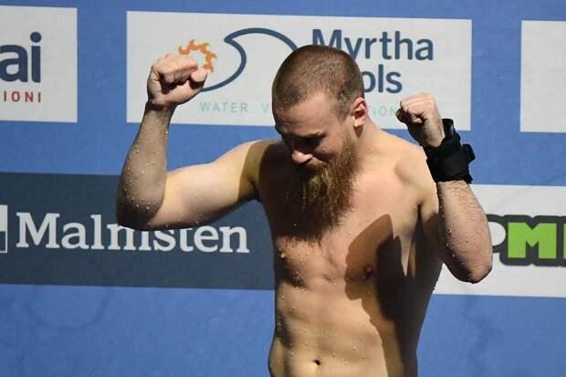 Евгений Кузнецов стал чемпионом Европы в прыжках в воду