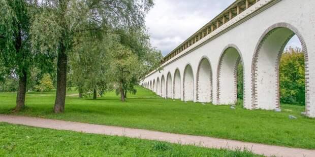 Бесплатная экскурсия по Ростокинскому акведуку пройдет 12 сентября