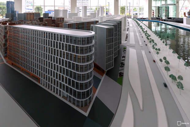 Ефимов: в бывшей промзонеЗИЛа к 2023 году появится технопарк