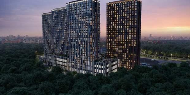 В ЖК на Дыбенко более половины квартир передано собственникам