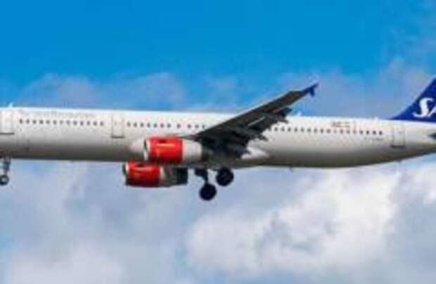 В Швеции бастуют пилоты авиакомпании SAS