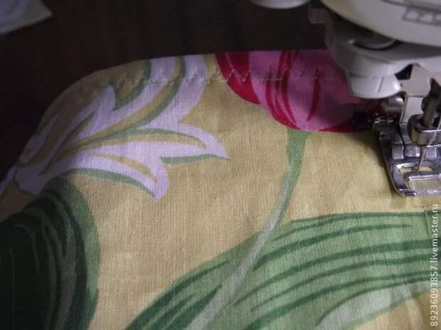 Изготовление постельки для куклы