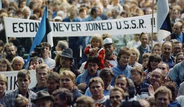 ПОСЛЕДСТВИЯ НЕЗАВИСИМОСТИ: Оглушительный крах эстонской промышленности