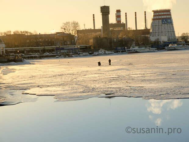 Готовимся к весне: в Ижевске 10 февраля начнут понижать уровень воды в городском пруду